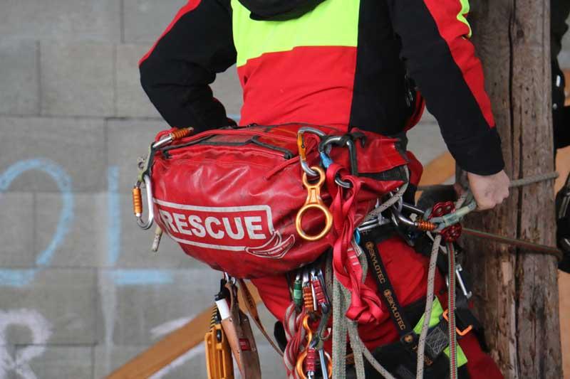 Rettungsunterweisung