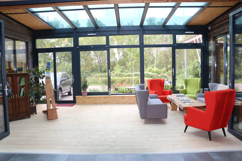 Wintergarten Baumpfleger Lounge Arbor Technical