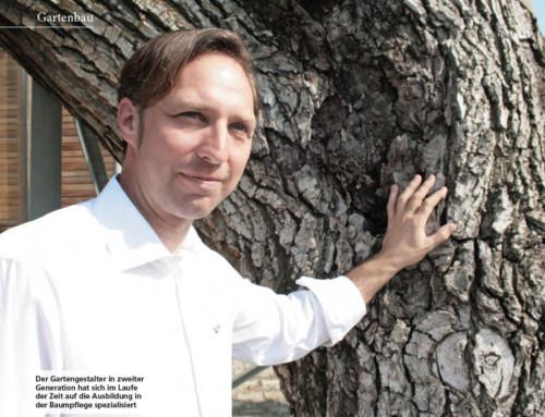Pioniere der Baumpflege